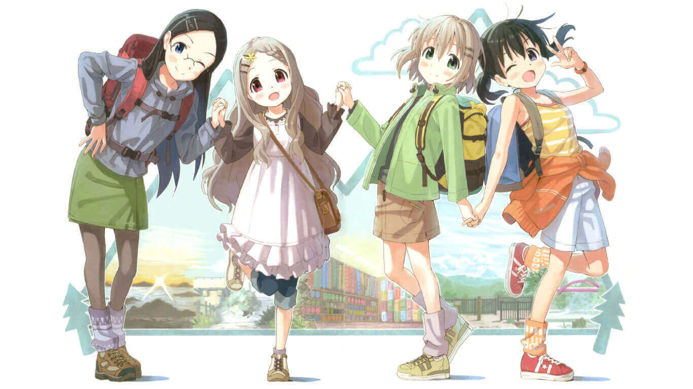 Yama no Susume S2 BD Subtitle Indonesia Batch