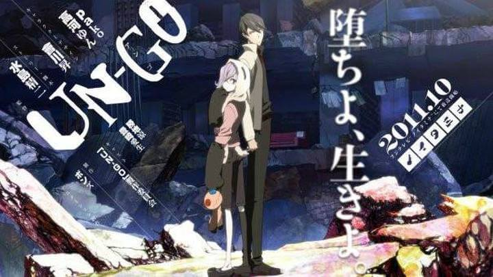 UN-GO BD Batch ( Episode 01-11 ) Subtitle indonesia