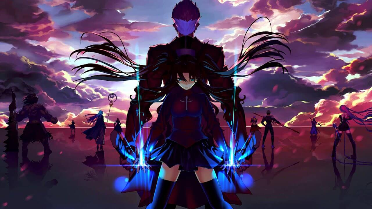 Fate/stay night: Unlimited Blade Works BD Batch Subtitle Indonesia (01-12)
