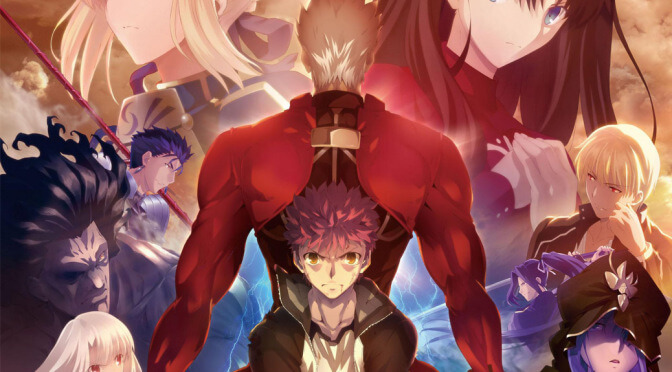 Fate/stay night: Unlimited Blade Works BD Batch Season 2 Subtitle Indonesia (01-13) + Sunny Day