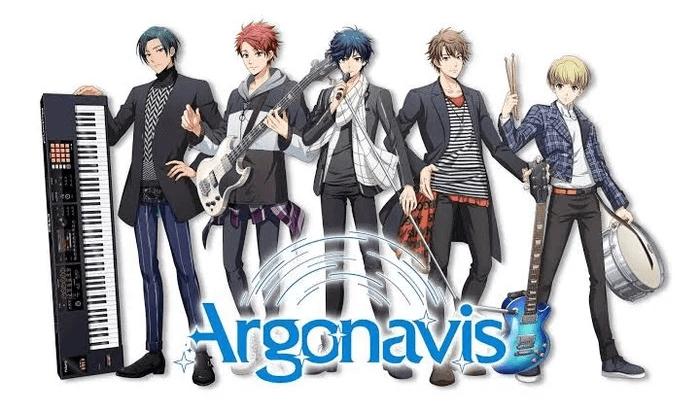 Argonavis from BanG Dream! Episode 04 Subtitle Indonesia