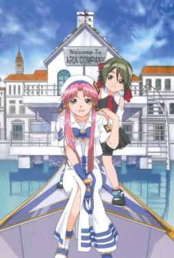 Aria the Animation (Anime)   AnimeClick.it