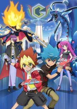 Yu-Gi-Oh! Sevens (Anime) | AnimeClick.it