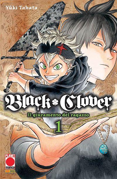 Black Clover Manga SCAN ITA