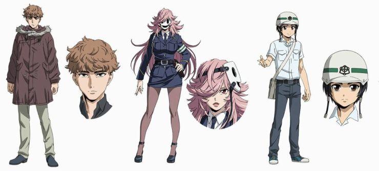 Sky Violation, ecco il cast dell'anime