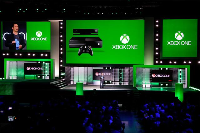 E3 Xbox One