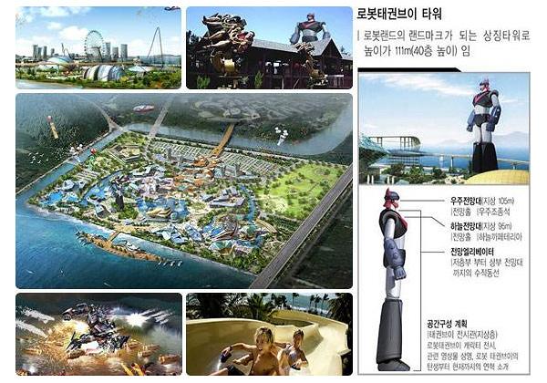 Robot Land 1