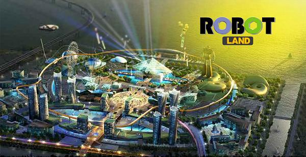 Robot Land 3