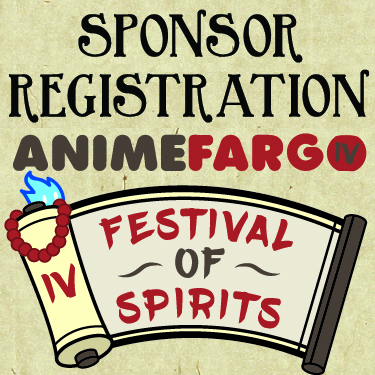 Anime Fargo 2017 Sponsor Registration