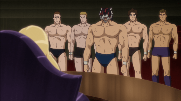 [Review] Tiger Mask W – episode 1