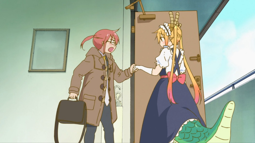 Image result for dragon maid episode 7