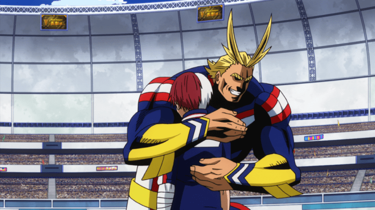[AniFemTalk] Dads of anime and manga
