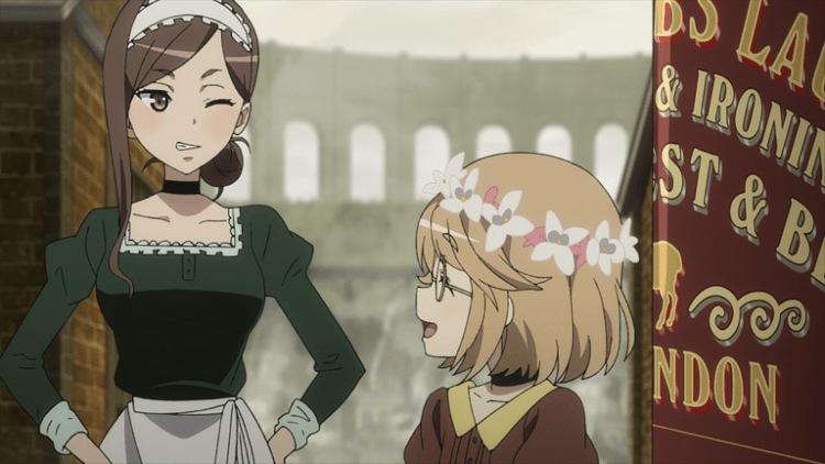 """[Feature] Know When to Fold 'Em: Princess Principal and the feel-good feminism of """"Loudly Laundry"""""""