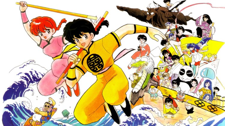 [My Fave is Problematic] Ranma 1/2