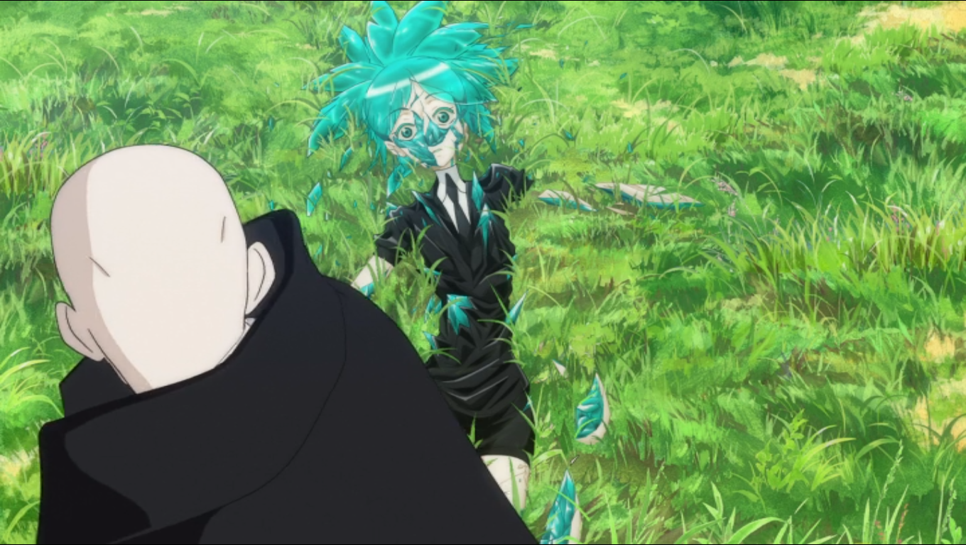 [Review] Land of the Lustrous – episode 1