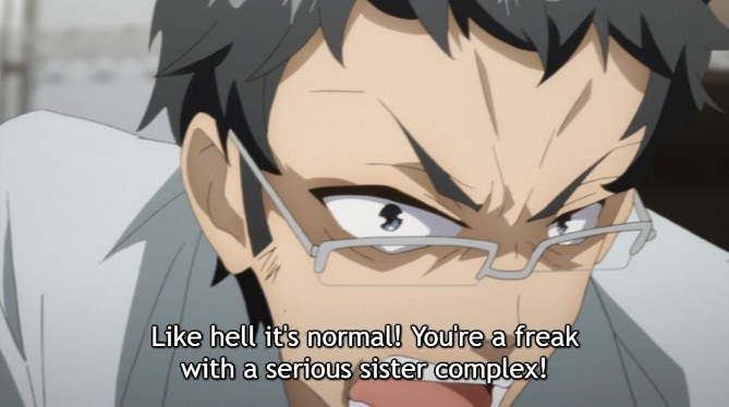 [Review] A Sister's All You Need – episode 1