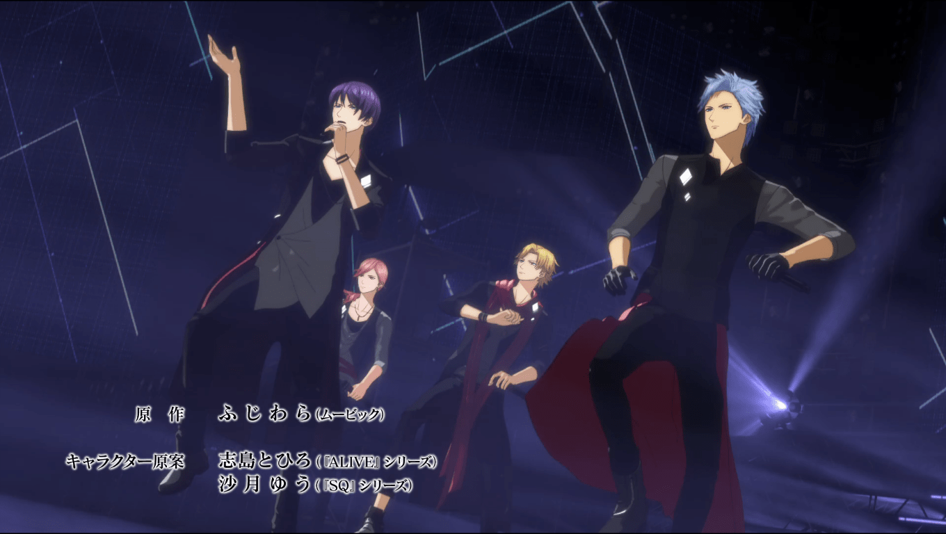 [Review] TsukiPro the Animation – episode 1