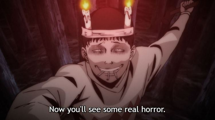 [Review] Junji Ito Collection – Episode 1