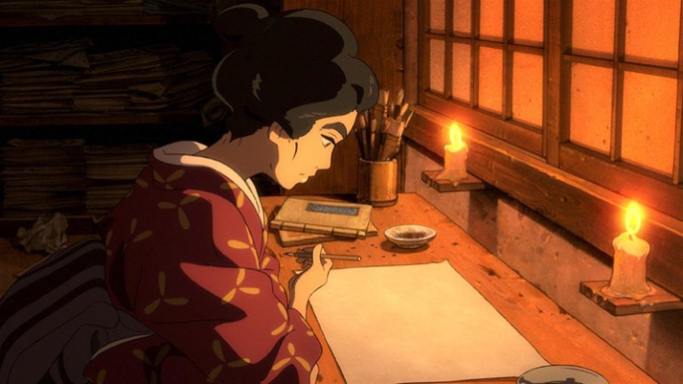 Miss Hokusai Archives Anime Feminist