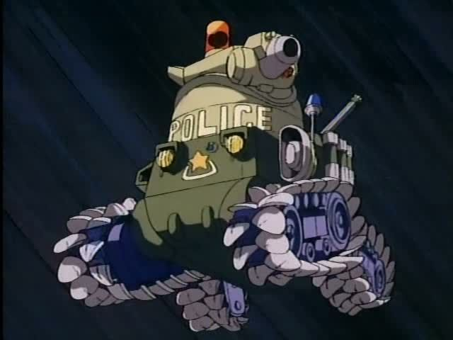 The tiny tank with a powerful gun, Bonaparte