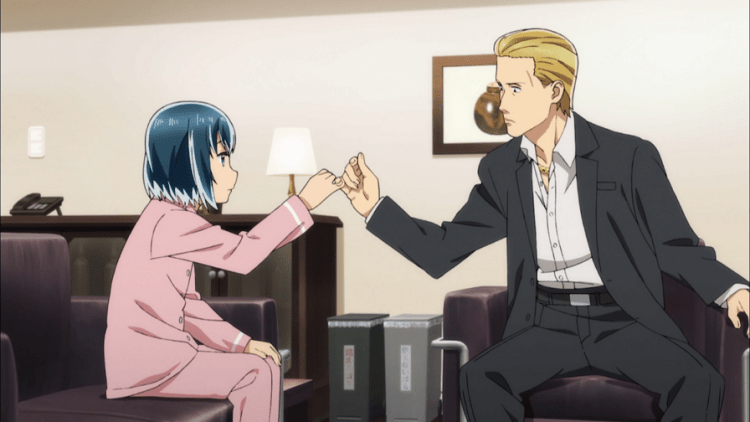 [Review] HINAMATSURI – Episode 1