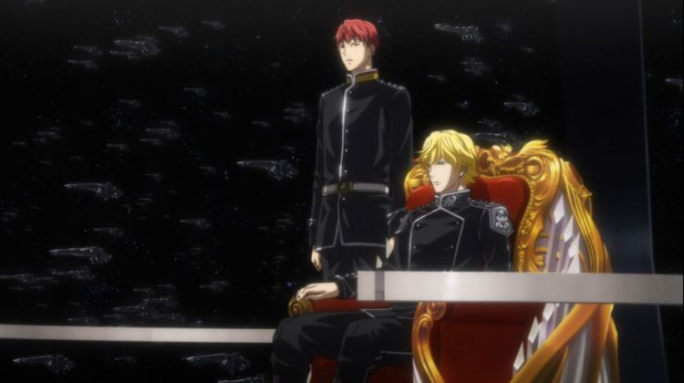 [Review] Legend of the Galactic Heroes: Die Neue These – Episode 1