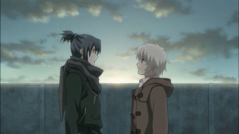 Nezumi and Shion from No. 6