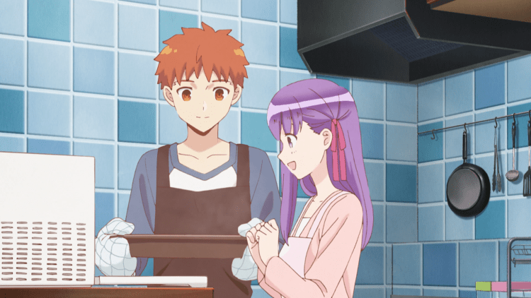 [Discourse] Demons at the Dinner Table: How Today's Menu for the Emiya Family glosses over domestic abuse