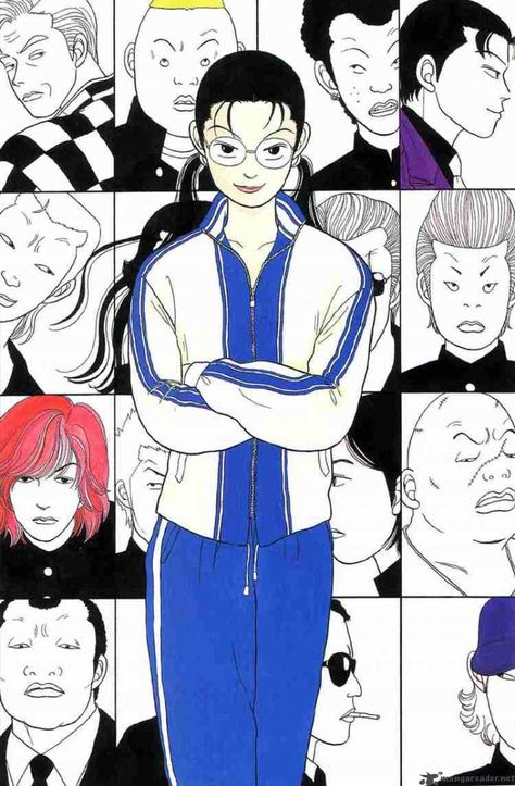[Versus] How Gokusen's gangster heroine was softened from page to screen