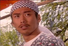 Tetsu, a gangster but not Yankumi's love interest