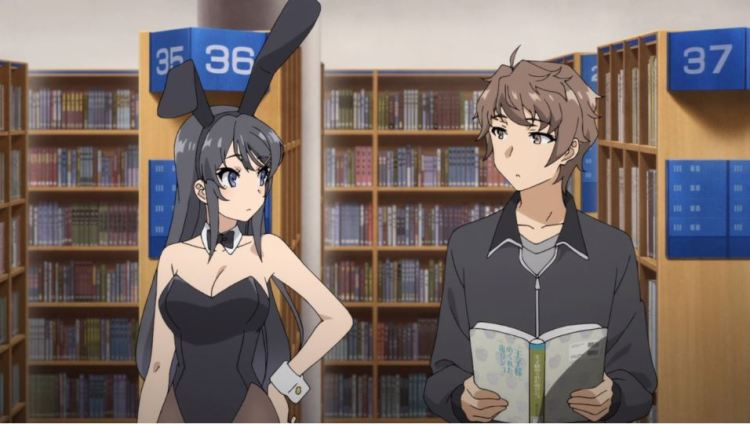 [Review] Rascal Does Not Dream of Bunny Girl Senpai – Episode 1