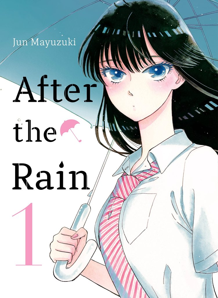 After the Rain manga volume 1 cover