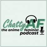 Chatty AF podcast logo