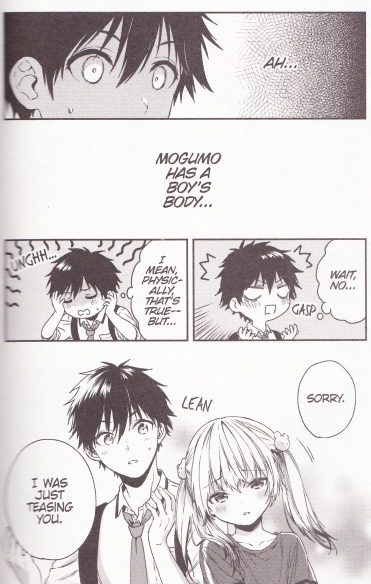 Tetsu questions his internal bias