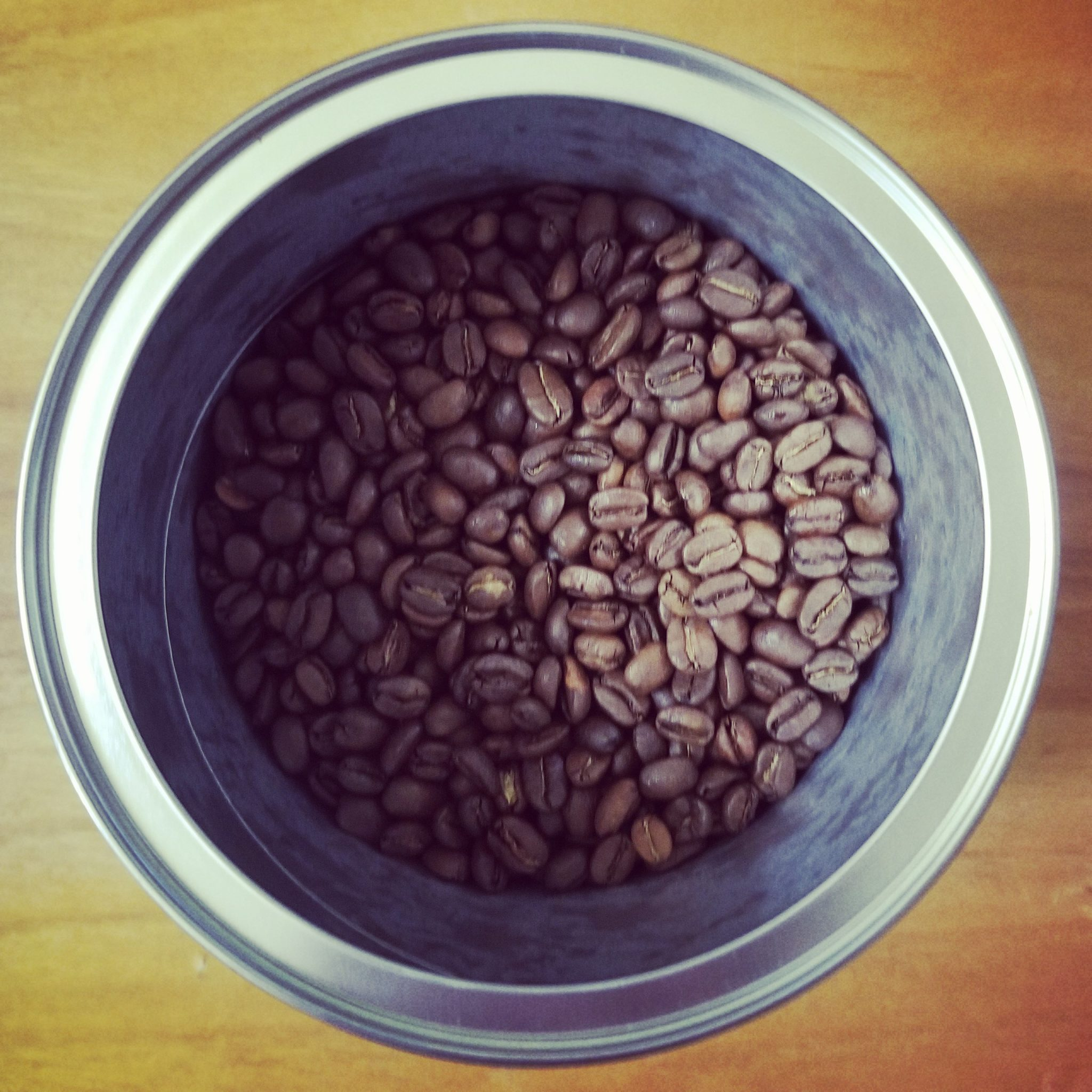 Groundwork Coffee Tin