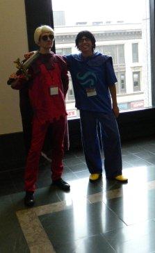 Anime Boston 2013 - Cosplay - Homestuck 001