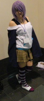 Anime Boston 2013 - Cosplay - Rosario Vampire 001