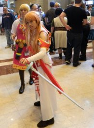 Anime Boston 2013 - Cosplay - Sword Art Online 002