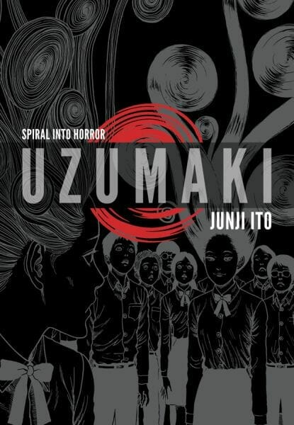 Image result for uzumaki cover
