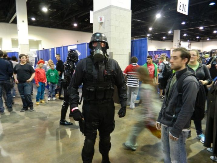 RI Comic Con 2013 - Day 2 - John - 007