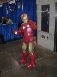 RI Comic Con 2013 - Iron Man Cosplay 001
