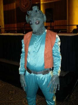 RI Comic Con 2013 - Greedo Cosplay 001