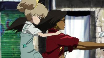 Michiko and Hatchin 014