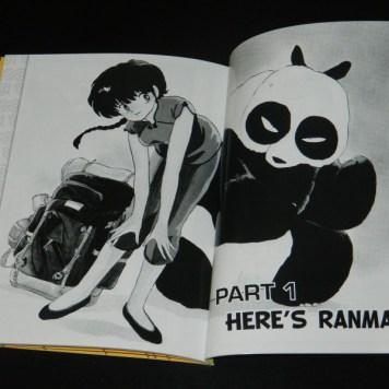Sample Page - Manga Sampler