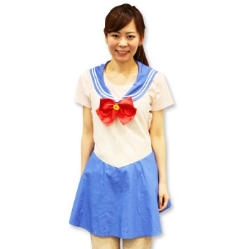 Sailor Moon Aprons 010 - 20141016