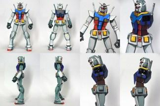 Anime RX-78-2 Gunpla 005 - 20141126