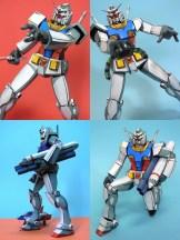 Anime RX-78-2 Gunpla 011 - 20141126