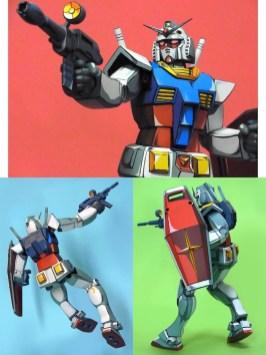 Anime RX-78-2 Gunpla 015 - 20141126