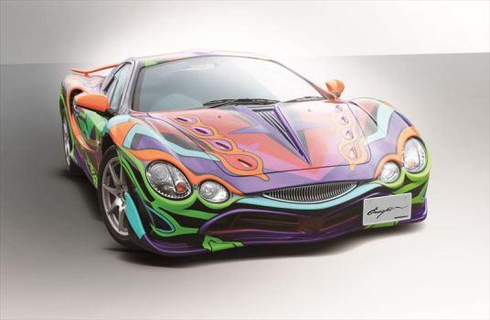 Evangelion Orochi Car 001 - 20141111