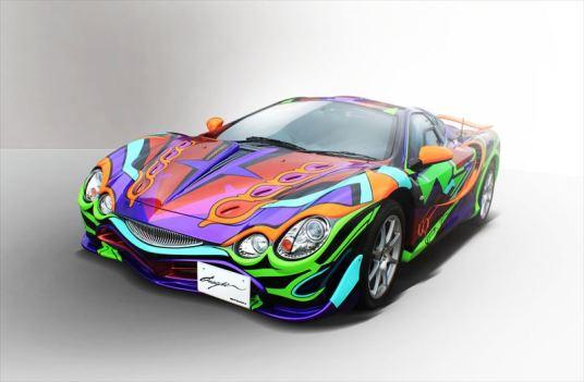 Evangelion Orochi Car 002 - 20141111